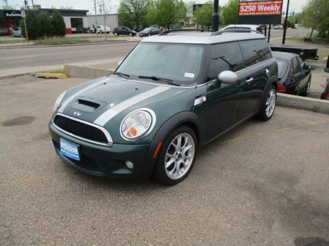 2009 MINI Cooper Clubman for sale at First Class Motors in Greeley CO