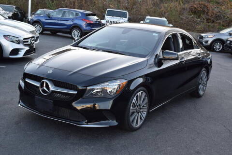 2018 Mercedes-Benz CLA for sale at Automall Collection in Peabody MA