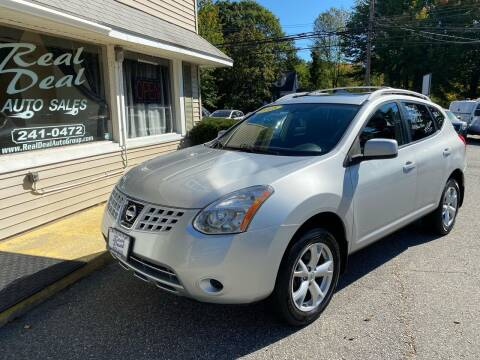 2008 Nissan Rogue for sale at Real Deal Auto Sales in Auburn ME