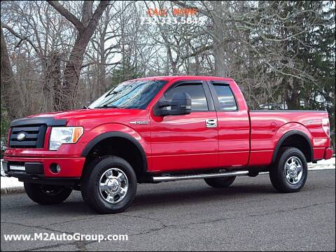2009 Ford F-150 for sale at M2 Auto Group Llc. EAST BRUNSWICK in East Brunswick NJ