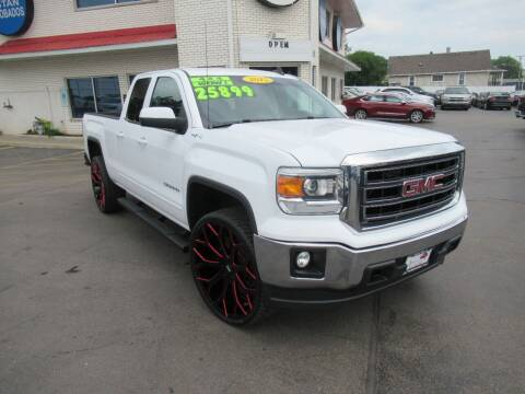 2015 GMC Sierra 1500 for sale at Auto Land Inc in Crest Hill IL