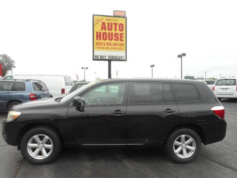 2008 Toyota Highlander for sale at AUTO HOUSE WAUKESHA in Waukesha WI