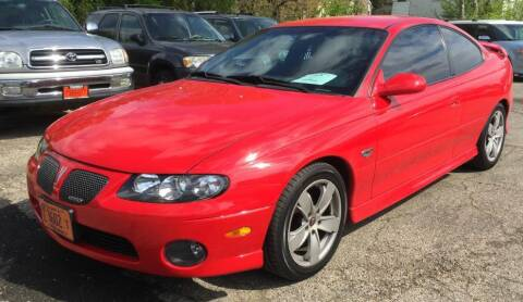2004 Pontiac GTO for sale at Knowlton Motors, Inc. in Freeport IL