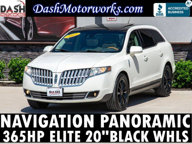 2012 Lincoln MKT for sale in Houston, TX