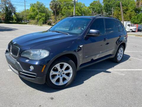 2007 BMW X5 for sale at CHECK  AUTO INC. in Tampa FL
