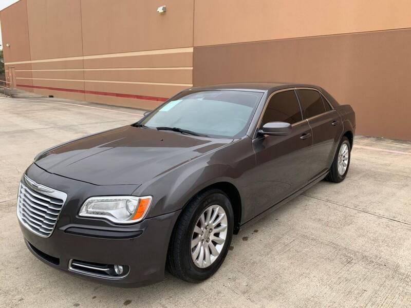 2013 Chrysler 300 for sale at ALL STAR MOTORS INC in Houston TX