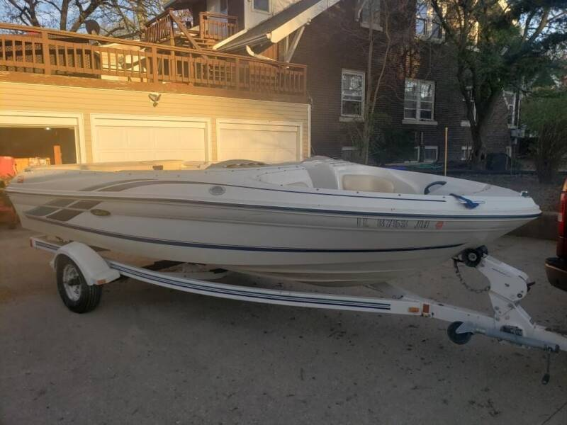 1999 Sea Ray BOWRIDER 180 for sale at Tumbleson Automotive in Kewanee IL
