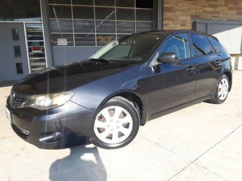 2008 Subaru Impreza for sale at Car Planet Inc. in Milwaukee WI