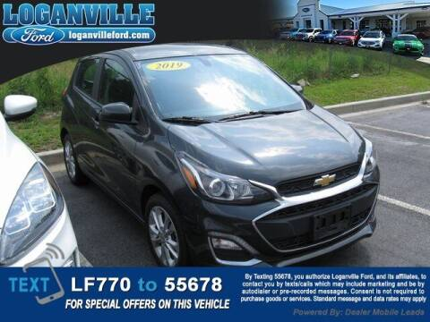 2019 Chevrolet Spark for sale at Loganville Quick Lane and Tire Center in Loganville GA
