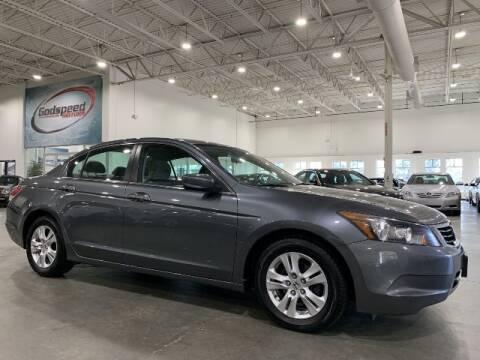 2010 Honda Accord for sale at Godspeed Motors in Charlotte NC