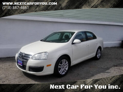 2007 Volkswagen Jetta for sale at Next Car For You inc. in Brooklyn NY