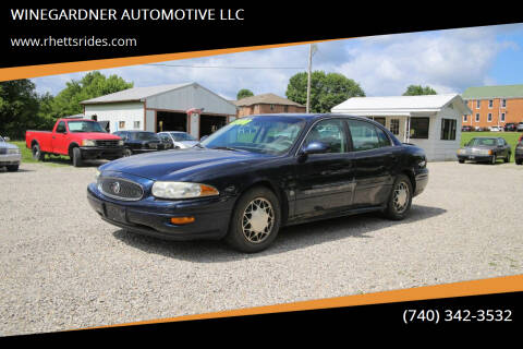 2003 Buick LeSabre for sale at WINEGARDNER AUTOMOTIVE LLC in New Lexington OH