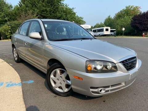 2006 Hyundai Elantra for sale at Dreams Auto Group LLC in Sterling VA