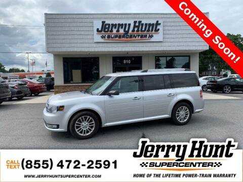 2017 Ford Flex for sale at Jerry Hunt Supercenter in Lexington NC