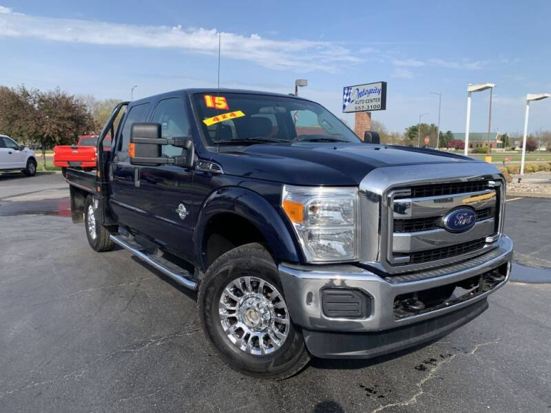 2015 Ford F-250 Super Duty for sale at Integrity Auto Center in Paola KS