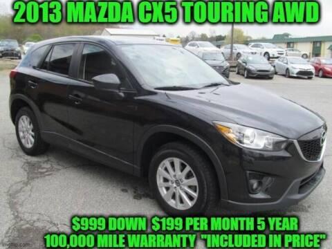 2013 Mazda CX-5 for sale at D&D Auto Sales, LLC in Rowley MA