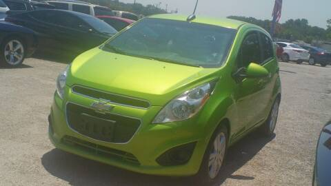 2015 Chevrolet Spark for sale at Global Vehicles,Inc in Irving TX