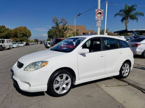 2006 Toyota Matrix for sale at Olympic Motors in Los Angeles CA
