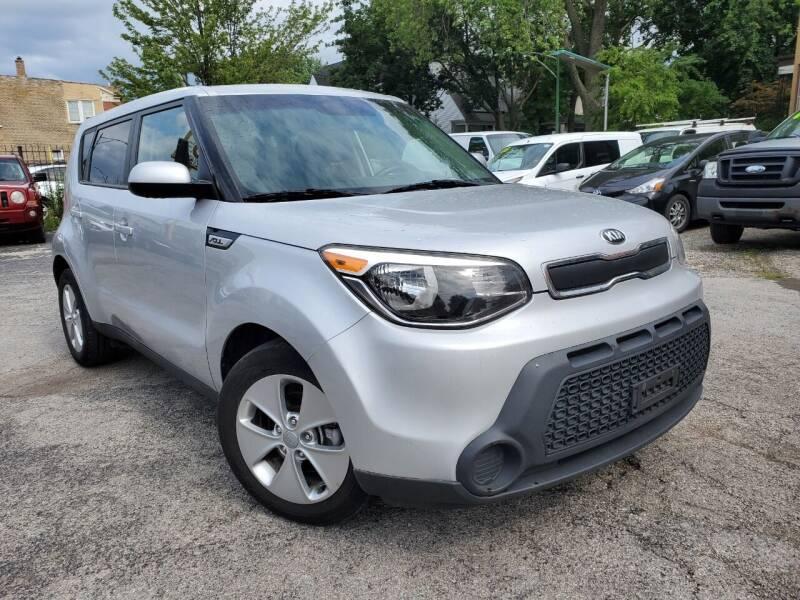 2015 Kia Soul for sale at 540 AUTO SALES in Chicago IL