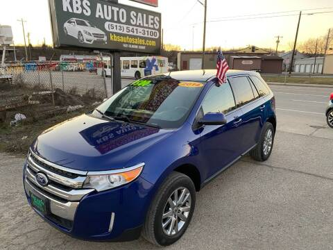 2014 Ford Edge for sale at KBS Auto Sales in Cincinnati OH