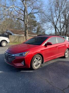 2019 Hyundai Elantra for sale at Smart Auto Sales of Benton in Benton AR