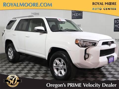 2018 Toyota 4Runner for sale at Royal Moore Custom Finance in Hillsboro OR
