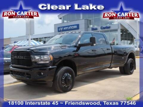 2020 RAM Ram Pickup 3500 for sale at Ron Carter  Clear Lake Used Cars in Houston TX