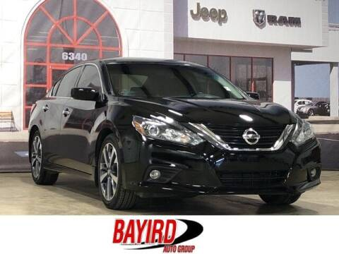 2016 Nissan Altima for sale at Bayird Truck Center in Paragould AR