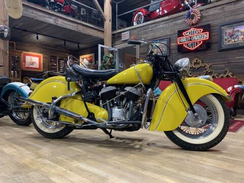 1946 Indian Chief for sale at Pro Auto Sales and Service in Ortonville MN