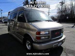 2002 GMC Savana Cargo for sale at M J Traders Ltd. in Garfield NJ