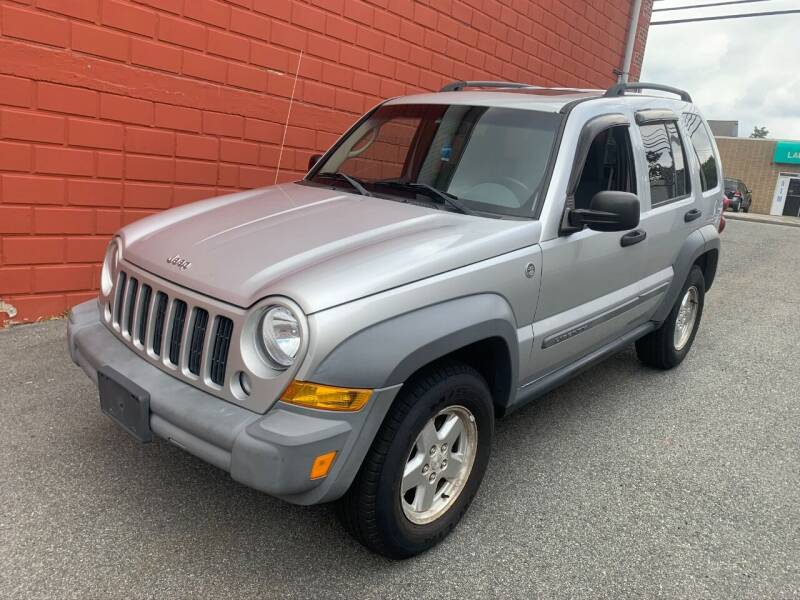 2005 Jeep Liberty for sale at J & T Auto Sales in Warwick RI