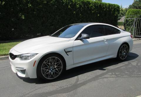 2017 BMW M4 for sale at Top Notch Motors in Yakima WA