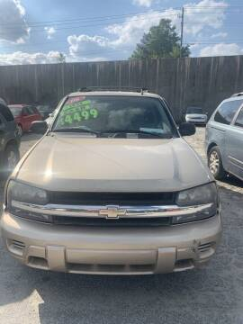 2006 Chevrolet TrailBlazer for sale at J D USED AUTO SALES INC in Doraville GA