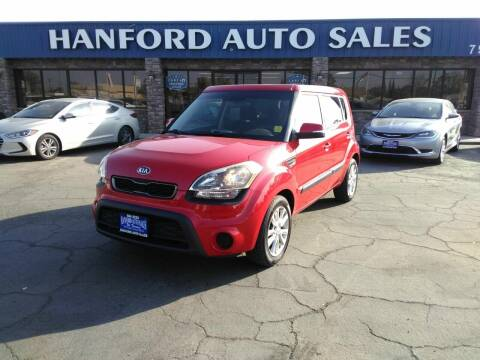 2013 Kia Soul for sale at Hanford Auto Sales in Hanford CA