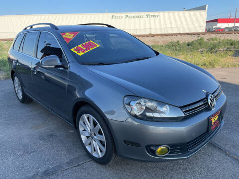 2012 Volkswagen Jetta for sale at Top Line Auto Sales in Idaho Falls ID