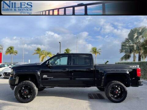 2016 Chevrolet Silverado 1500 for sale at Niles Sales and Service in Key West FL