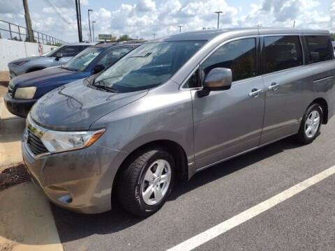 2015 Nissan Quest for sale at Southern Auto Solutions - Honda Carland in Marietta GA