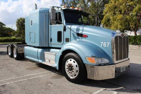 2013 Peterbilt 386 for sale at Truck and Van Outlet - All Inventory in Hollywood FL