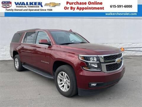2020 Chevrolet Suburban for sale at WALKER CHEVROLET in Franklin TN