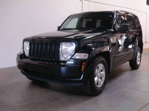 2012 Jeep Liberty for sale at DRIVE INVESTMENT GROUP in Frederick MD
