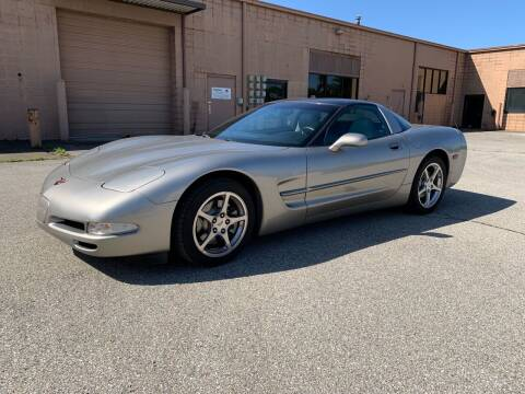 2000 Chevrolet Corvette for sale at Certified Auto Exchange in Indianapolis IN