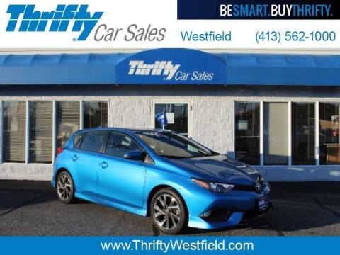 2017 Toyota Corolla iM for sale at Thrifty Car Sales Westfield in Westfield MA