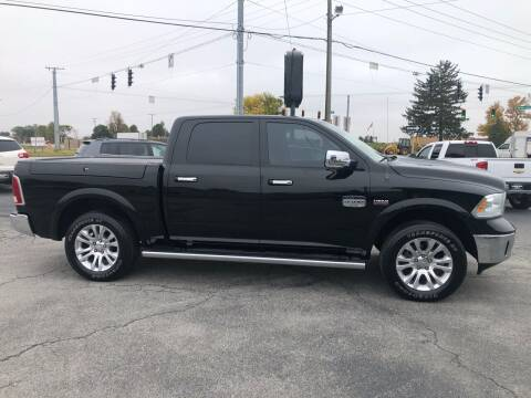 2013 RAM Ram Pickup 1500 for sale at Access Auto Wholesale & Leasing in Lowell IN