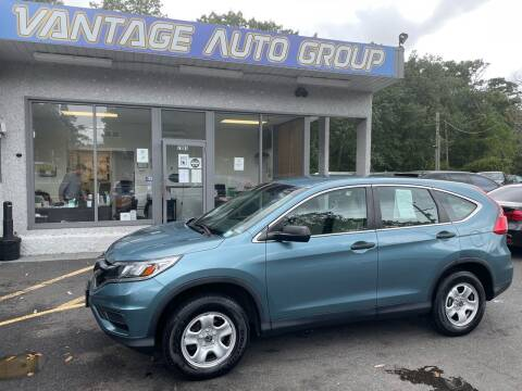 2015 Honda CR-V for sale at Vantage Auto Group in Brick NJ