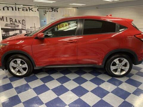 2016 Honda HR-V for sale at Mirak Hyundai in Arlington MA