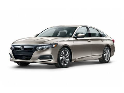 2018 Honda Accord for sale at BASNEY HONDA in Mishawaka IN
