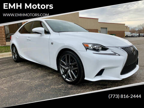 2014 Lexus IS 250 for sale at EMH Motors in Rolling Meadows IL
