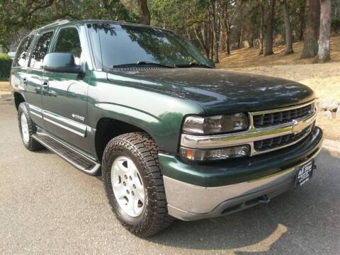 2002 Chevrolet Tahoe for sale at All Star Automotive in Tacoma WA