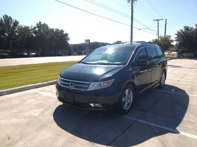 2012 Honda Odyssey Touring 4dr Mini-Van - Mckinney TX