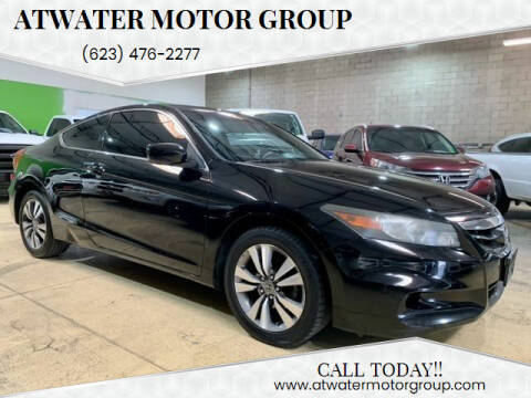 2012 Honda Accord for sale at Atwater Motor Group in Phoenix AZ